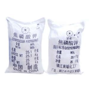 焦磷酸鉀 CAS#: 7320-34-5