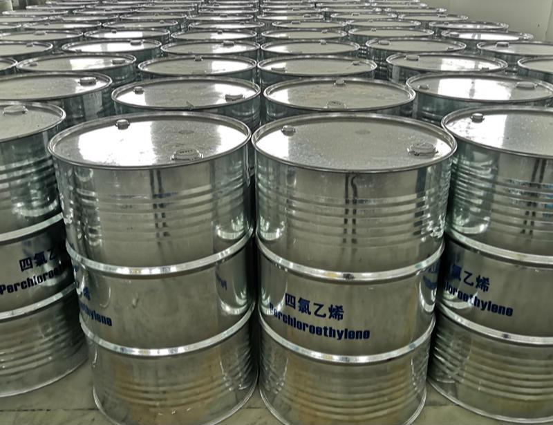 四氯乙烯生產廠家價格 3000元/噸 廠家:聊城通達化工有限公司