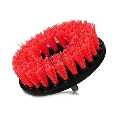 https www chemicalguys fr brosse de tapis et moquettes avec adaptateur rouge html