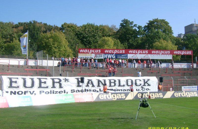 Hallescher FC – Chemnitzer FC, 24.09.2006