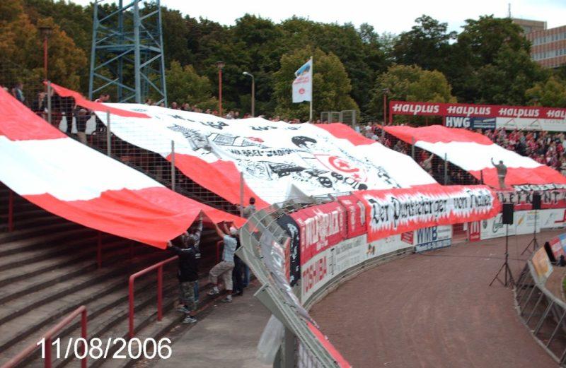 Hallescher FC – Germania Halberstadt  11.08.2006