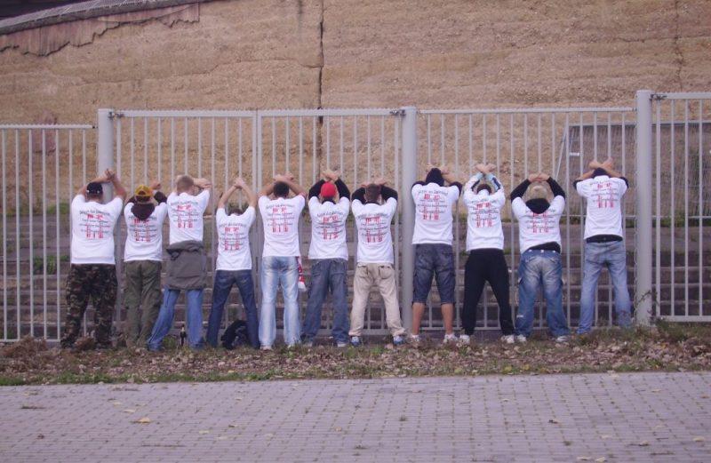 Hallescher FC-Dresden-Nord 0:1, 22.10.2006