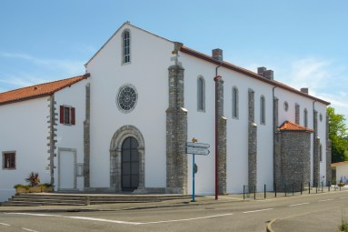 Ancien couvent des franciscains Espace Chemins Bideak©Sergio Padura