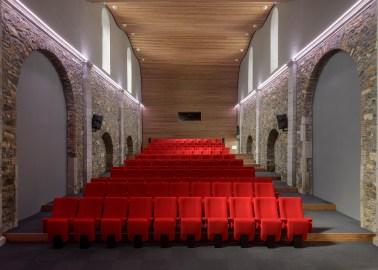 Auditorium - Chemins Bideak