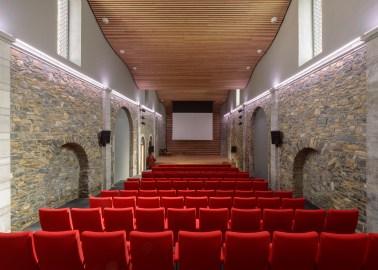 Auditorium - Espace Chemins-Bideak