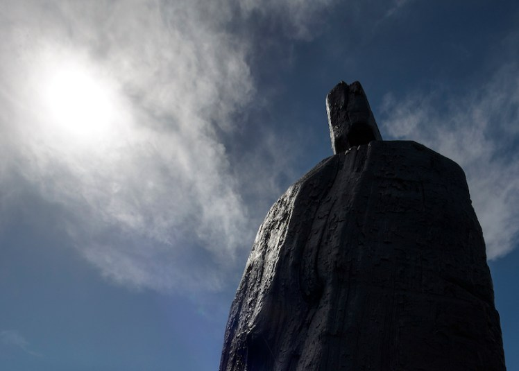 De l'air et du ciel Christian Lapie ©Sergio Padura