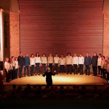"""Concert """"chants partagés"""" du collectif Innovoix"""