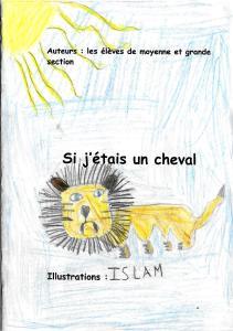 Si j'étais un cheval par Islam