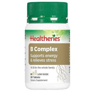 Healtheries B Complex 90 tablets