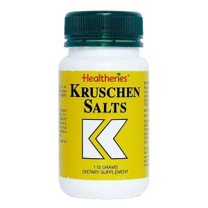 Healtheries Kruschen Salts 110gm – Not Available sorry