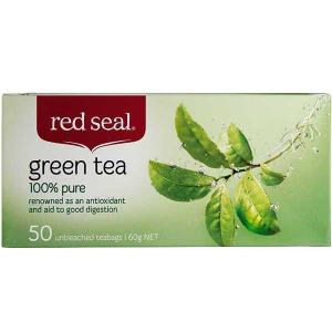 Red Seal Green Tea 25 teabags