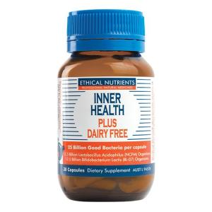 Ethical Nutrients Inner Health Plus Dairy Free 30 Capsules (Fridge)