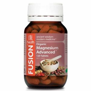 Fusion Health Magnesium Advanced 120 Tablets