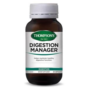 Digestion Manager 60 Capsules – Thompsons