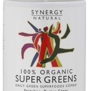 Organic Super Greens Powder 500g – Synergy Natural
