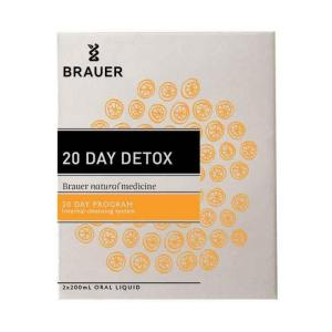20 Day Detox Kit – Brauer Natural Medicines