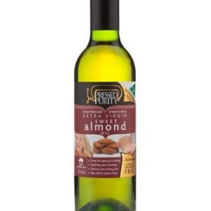 Almond Oil Cold Pressed 250ml – Pressed Purity