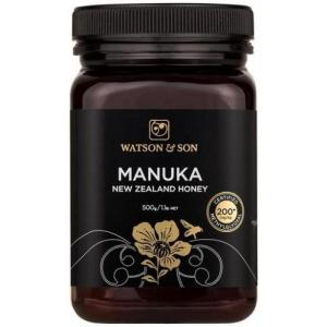200+ MGO 1kg Black Label Manuka Honey – Watson & Son
