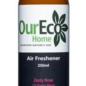 Air Freshener 250ml Lemon Twist – OurEco Home