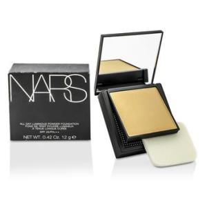 NARS All Day Luminous Powder Foundation SPF25 – Deauville (Light 4 Light with a neutral balance of pink & yellow undertones) 12g/0.42oz Make Up