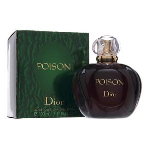 Christian Dior Fragrance Poison Eau de Toilette 1oz, 30ml