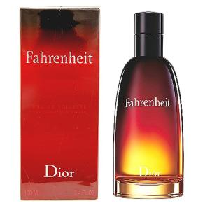Christian Dior Fragrance Fahrenheit Eau de Toilette 3.4oz, 100ml