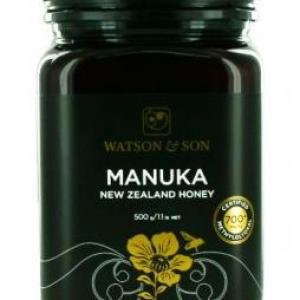 700+ Manuka Honey Black Label 250g – Watson & Son