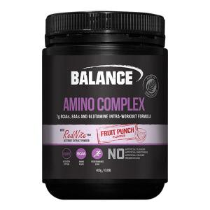 Balance Amino Complex – Fruit Punch 400gm