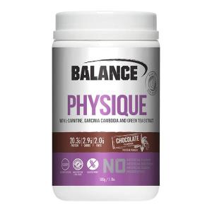 Balance Physique – Chocolate Protein Powder 500gm
