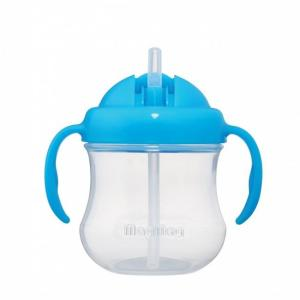 Pigeon Mag Mag Straw Cup – Sky Blue
