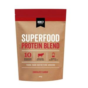 180 Nutrition WPI Superfood Protein Blend 600g Chocolate