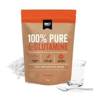 180 Nutrition Vegan L-Glutamine 250g Unflavoured