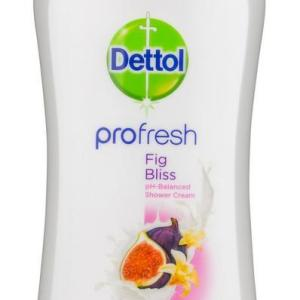 Dettol Profresh Shower Cream Fig Bliss 500ml