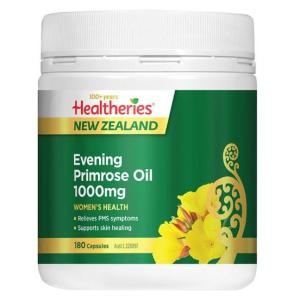 Healtheries Evening Primrose Oil 1000mg Cap X 180 (Expiry 15/2/18)
