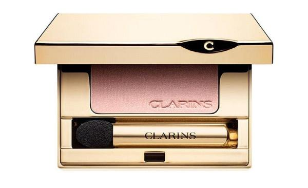 Clarins Mineral Eyeshadow Smoothing & Long-Lasting (04 Golden Rose) 2g