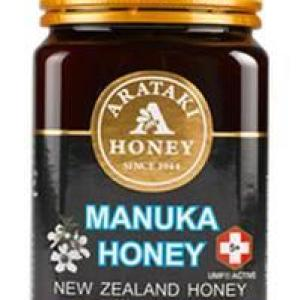 Arataki Honey Manuka Honey UMF 5 + 500gm