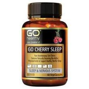 GO Healthy Go Cherry Sleep 30 vegecaps