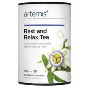 Artemis Rest & Relax Tea 150gm