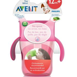 Avent Grown Up Cup 260ml (Assorted Designs/Colours)