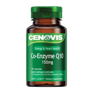 Cenovis Co-Enzyme Q10 150mg Cap X 90