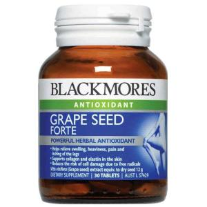 Blackmores Grape Seed Forte Tab X 30