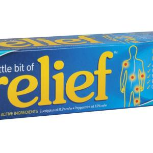 A Little Bit Of Relief Cooling Gel 100g