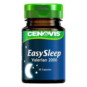 Cenovis Easy Sleep Valerian 2000mg Cap X 30