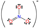 Draw a table of valencies of anions, cations and