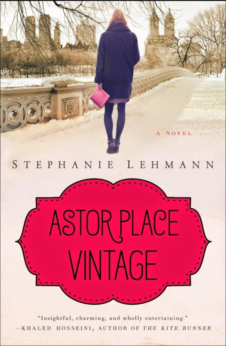 Astor Place Vintage Book Review