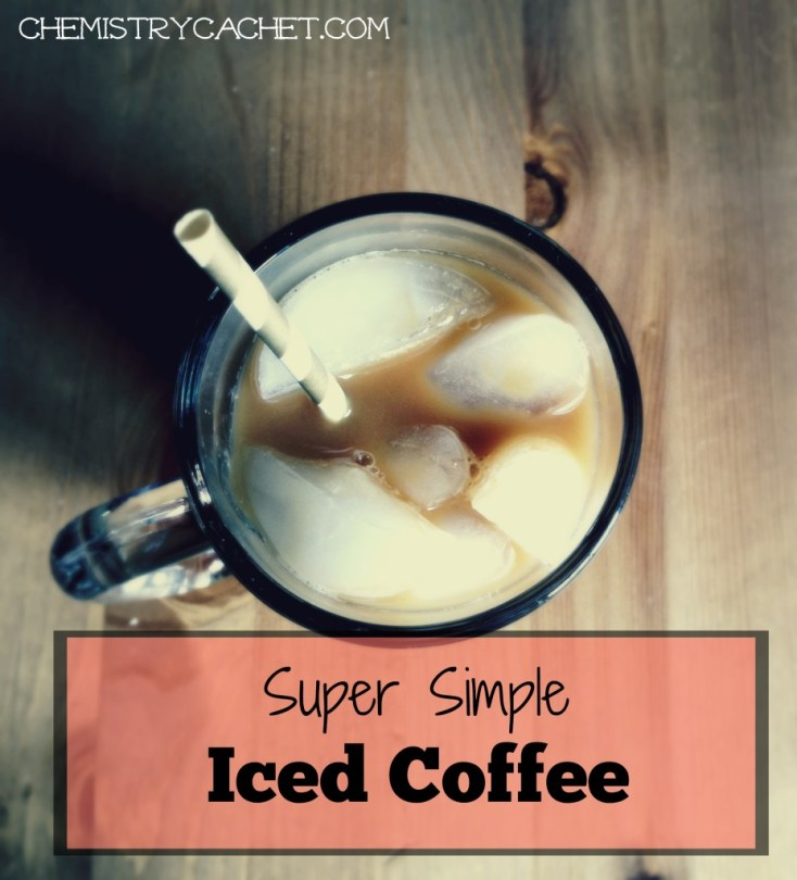 super simpleicedcoffee
