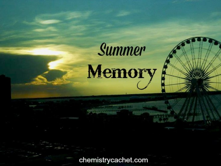 A sweet summer memory chemistrycachet.com