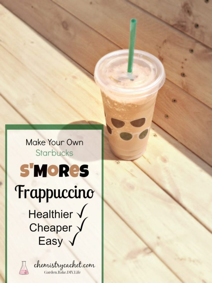 A healthy starbucks s'mores copycat! Easy and cheap to make chemistrycachet.com