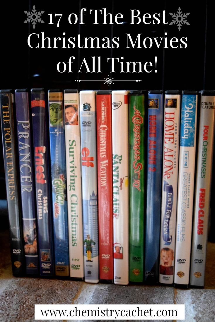 The Best Christmas Movies of All Time!