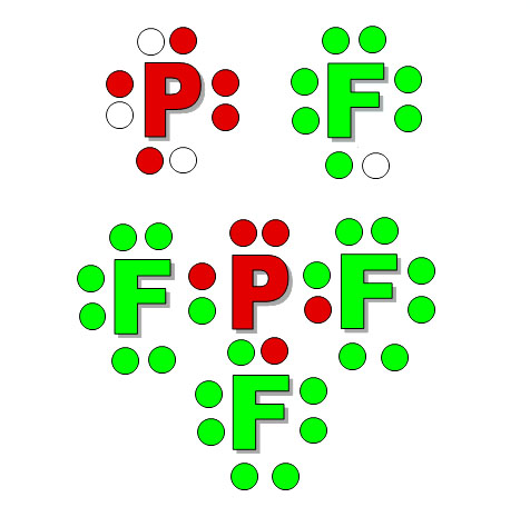 lewis dot diagram for pf3 dog sled harness valence shell electron pair repulsion
